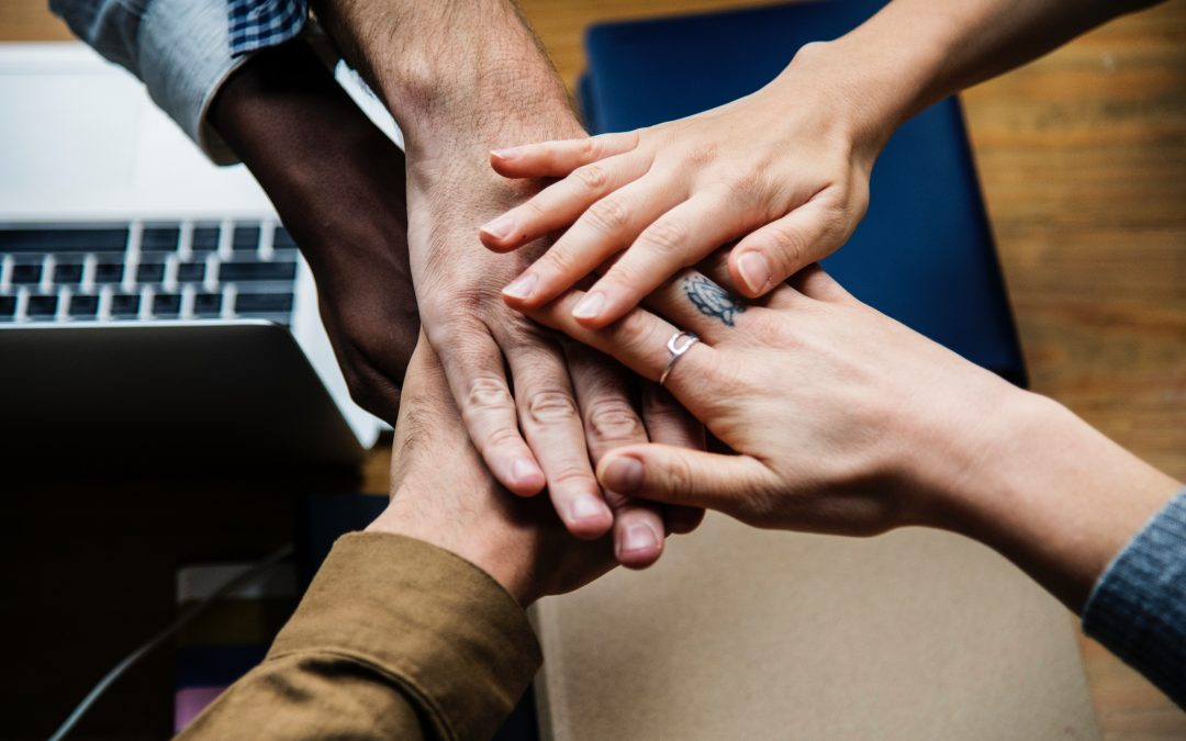 5 People Who Lead Together